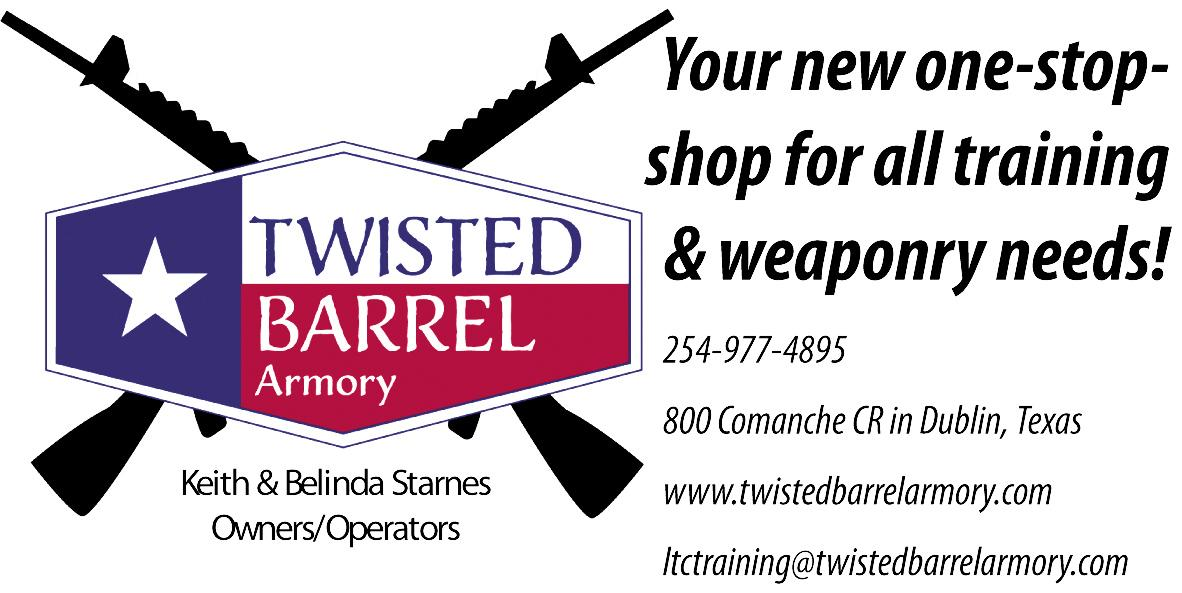 TWISTED BARREL ARMORY